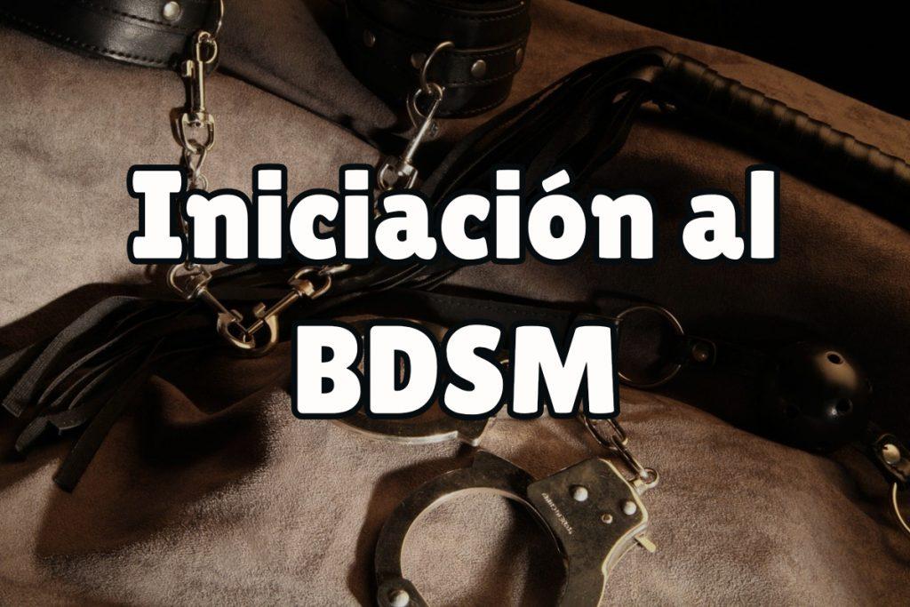 Iniciación al BDSM