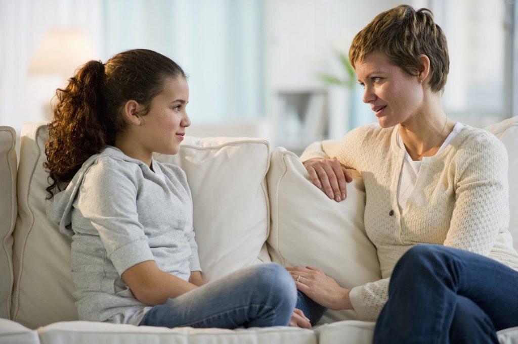 ¿Cuándo empezar a ahbalar de sexo a tus hijos?