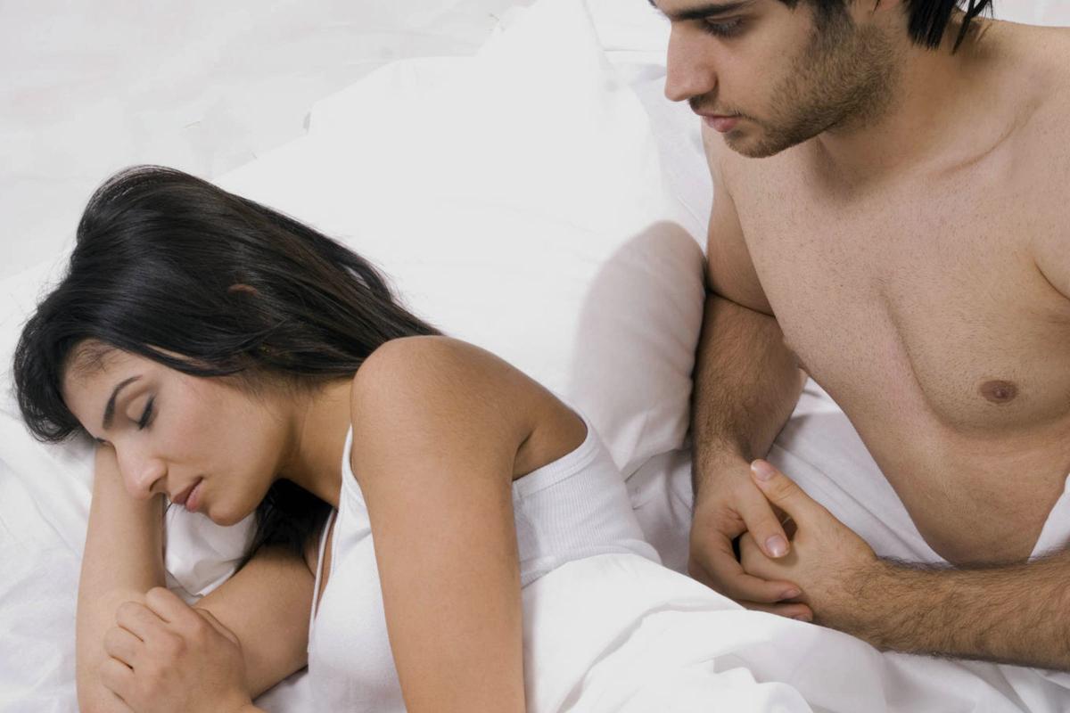 Falta de deseo sexual en la mujer